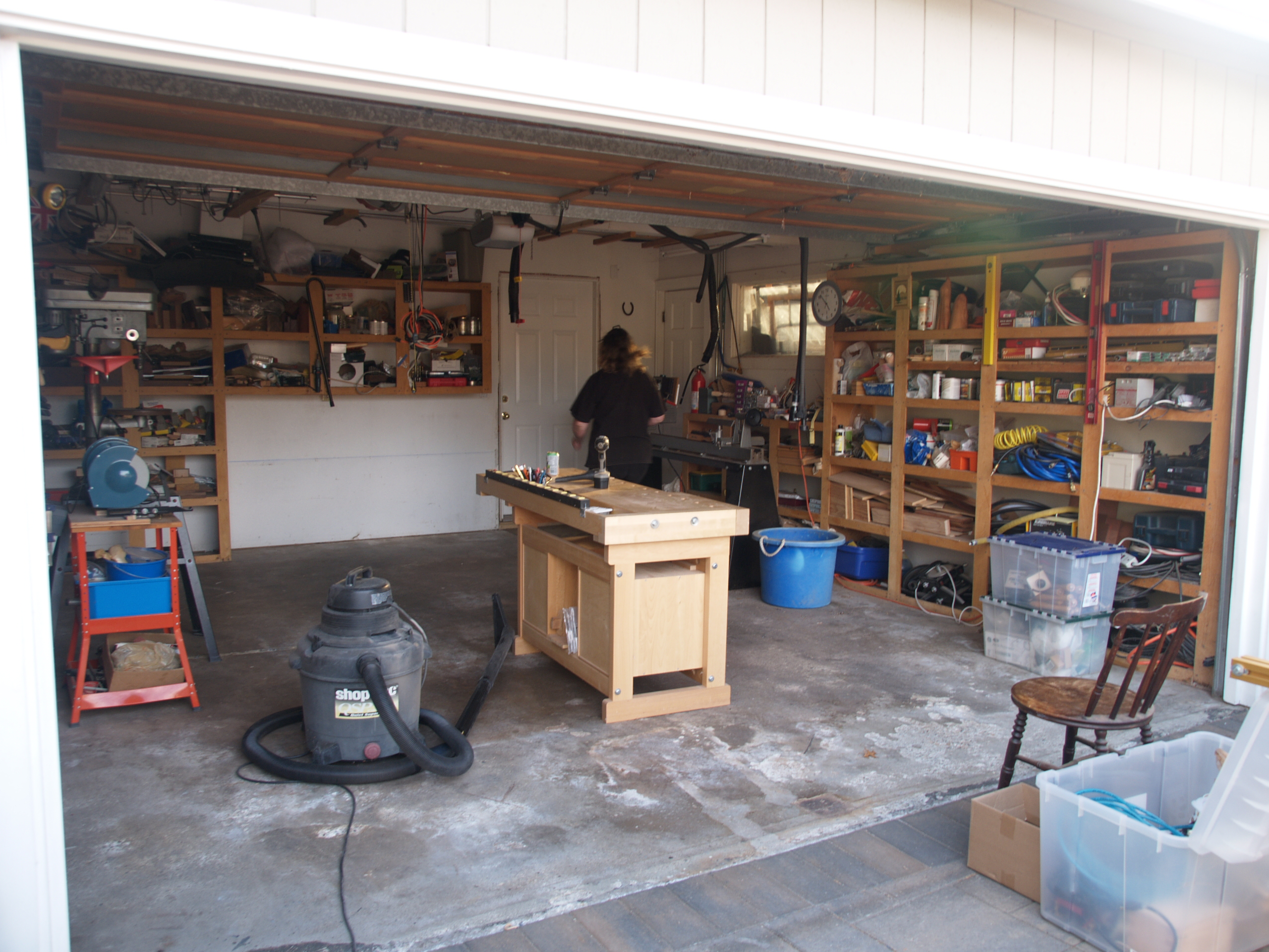 Creative Basic Vehicle Maintenance, And Then Expanding What We Have Now In Our Shop  Taking The Engines, The Consumable Combustibles Out Of The Wood Shop